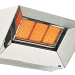 Celmec Heat Ray Three Tile